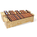 Sonor TAKX30 Meisterklasse Tenor-Alto Rosewood Xylophone - Set of Both the TAKX10 Tenor-Alto Xylophone and the TAKX20 Chromatic Extension