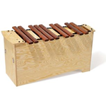 Sonor GBKX20 Meisterklasse Deep Bass Xylophone - Chromatic Extention to GBKX10