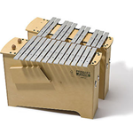 Sonor GBMP 3-1 Set of Both the GBMP 1-1 Deep Bass Metallophone and the GBMP 2-1 Chromatic Extension