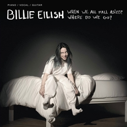 Billie Eilish - When We All Fall Asleep, Where Do We Go, PVG